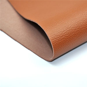 synthetic PU leather for bag lady backpack