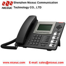 M9 VoIP Phone with 4 sip lines office phone and telephone system
