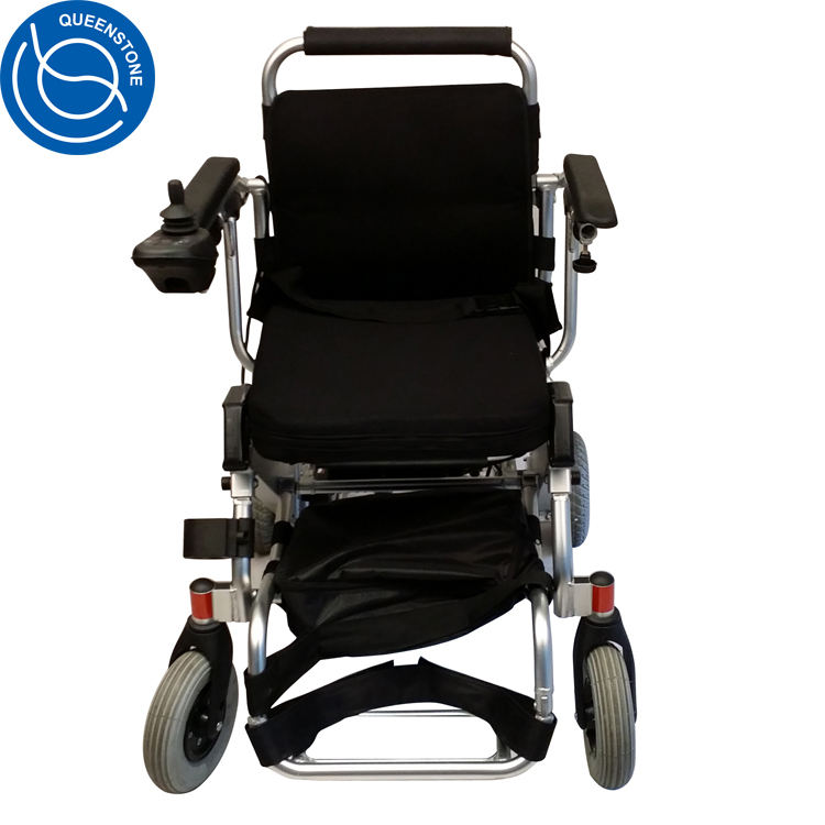 Foldable Power Compact Mobility Aid Wheel Chair