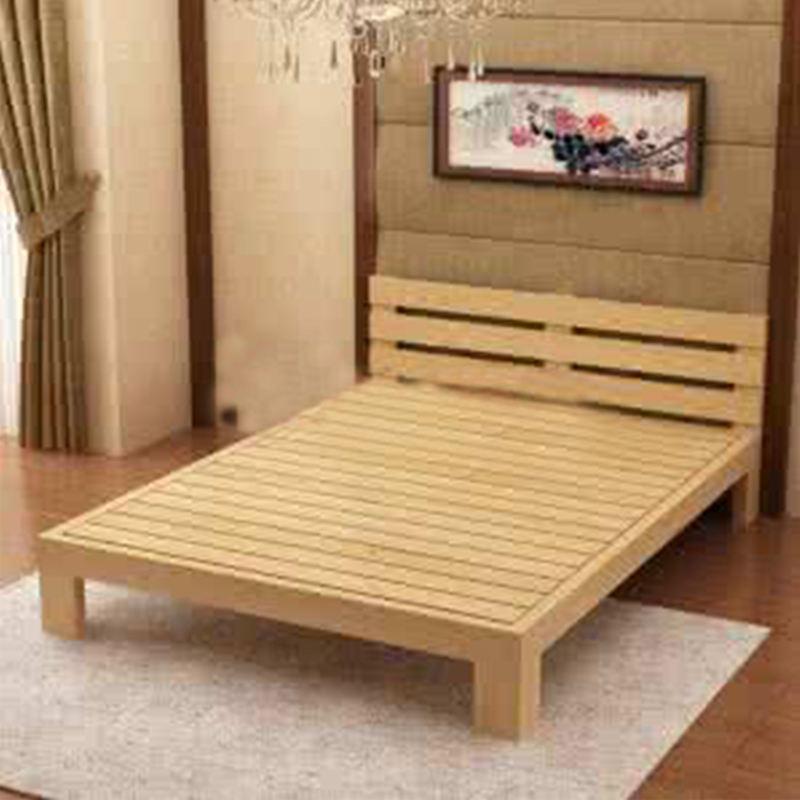 مفيدة لون عادي مخصص المهد سرير الخشب والأثاث