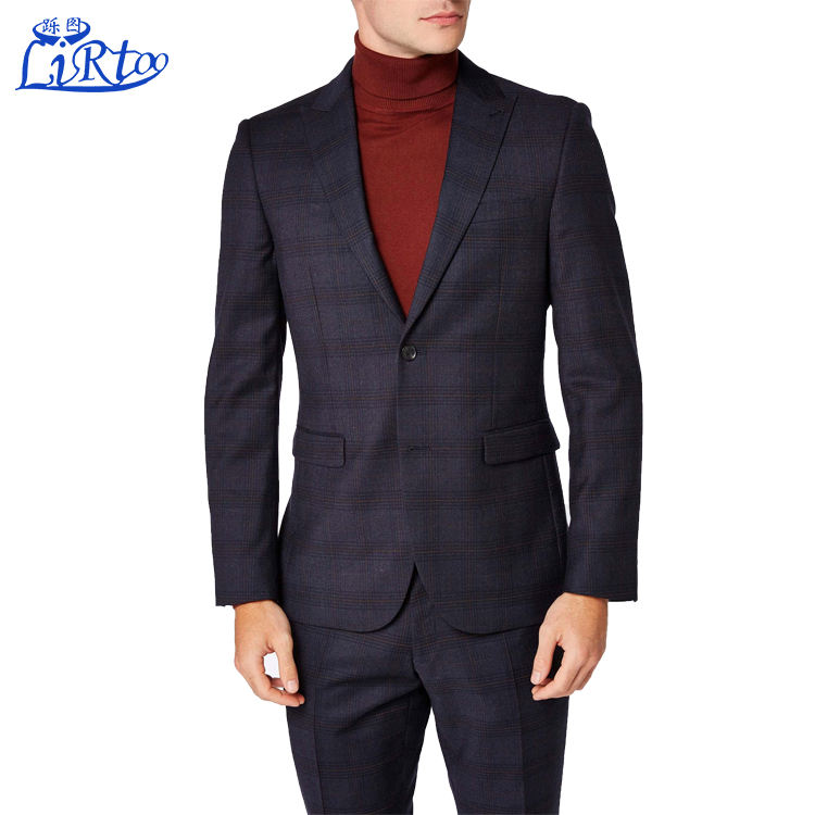 High quality wedding colour combination suits for men italian china wholesale supplier