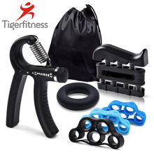 Tiger Fitness hot selling gym hand grip