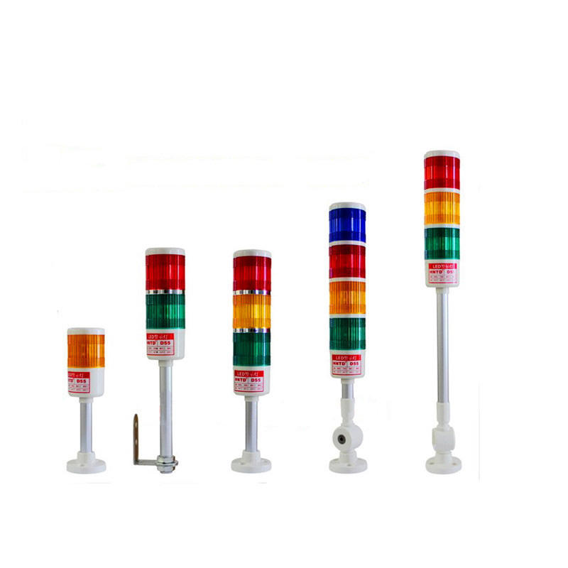 LED andon light R//G with Flashing Capabilities LED stacklight American LED-gible LD-5212-101 LED Tower Light 120V