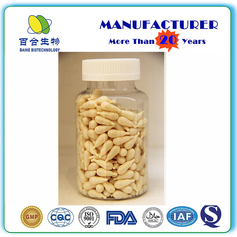 Chinese Supplier Best Quality 98% Extract Turmeric Curcumin Powder Capsule