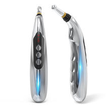 Top Ten Product Chinese Electrical Laser Acupuncture Stimulator Pen Electrical Acupuncture Meridian Energy Home Use Therapy Pen