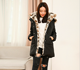 D71738t 2014 winter korea women's fashion down jacket