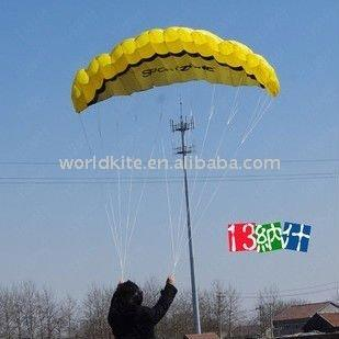 2.5 m 2 Line foil stunt sport power kite