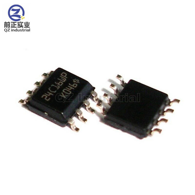 QZ industrial new and original wholesales electronic components Serial I2C Bus EEPROM IC SOP8 M24C16-RMN6TP