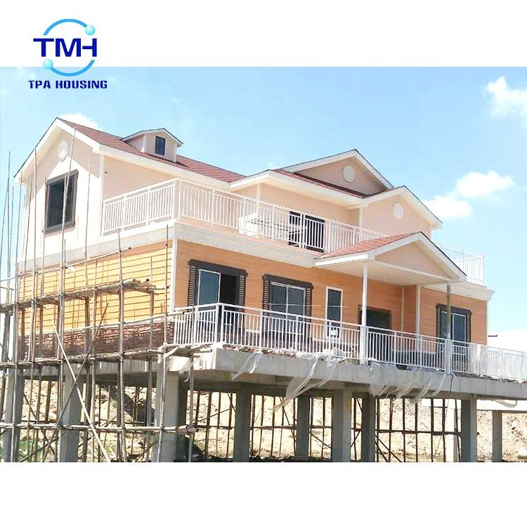 Superior Quality Well Designed 3 Bedroom House Plans And Drawings Luxury Prefab Villa Projects