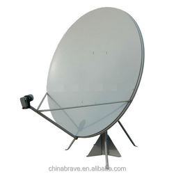[manufacture] 150cm ku band satellite dish antenna ku 150 antenna