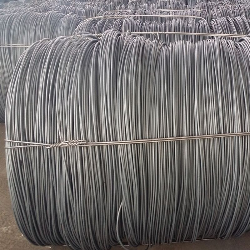 Spring Steel C4C Wire Rod with Low Slackness Smooth Surface