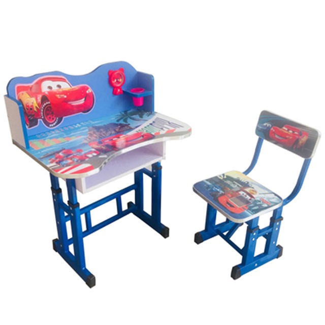 hot sale furniture desk and chairs kids Children study tables for kids