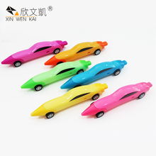 Children Stationery New Special Customizable Novelty Car Shape Pens For Kids