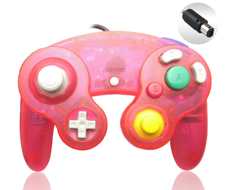 High quality joystick gamepad wired Controller For Gamecube