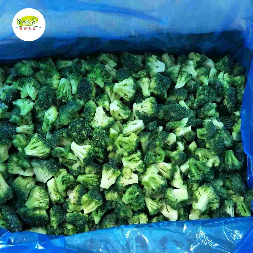 BuyerためWholesale Price GoodブランドOrganic Frozen野菜And Green IQF Frozen Broccoli Sprouts