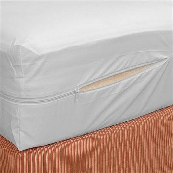 Hospital Total Enclosure Zipped Waterproof Bedbug Mattress Covers Protector