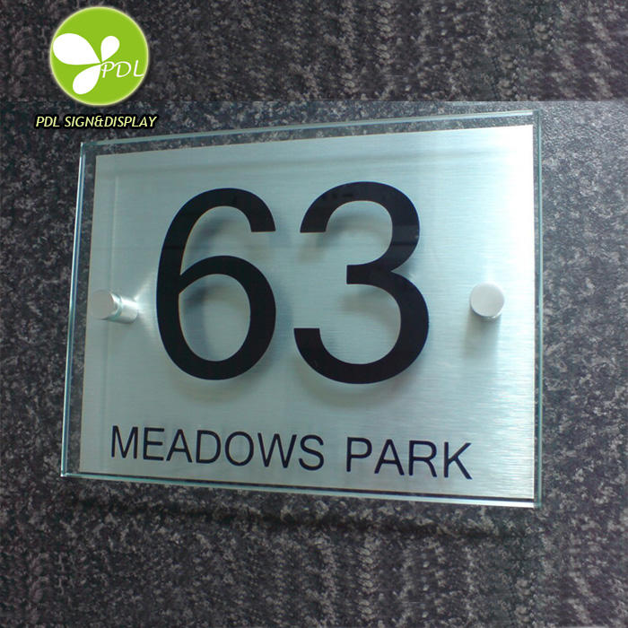 High Quality Customized Acrylic Office Door Sign