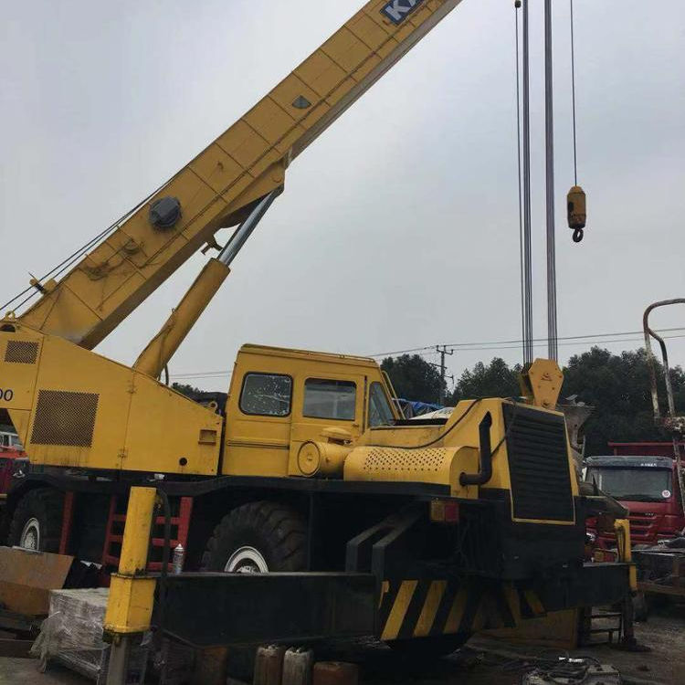 Used KATO KR-50H truck crane 50Ton, also have used KR25H