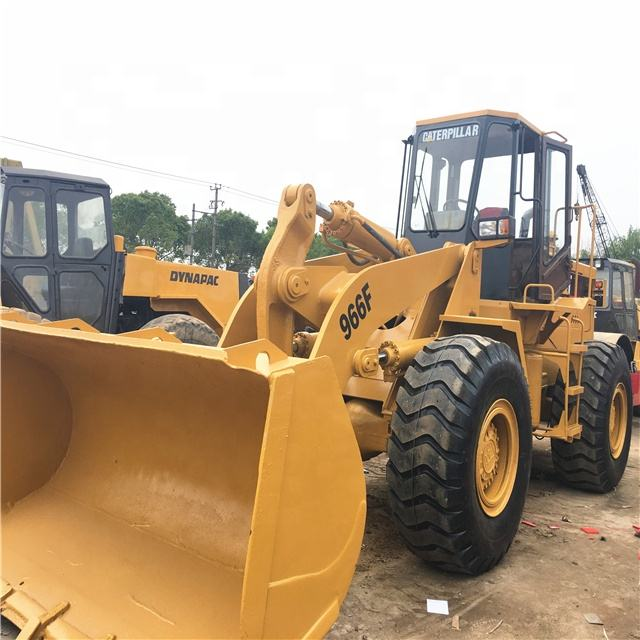 966F 966f Used wheel loader cat 966F-2 loaders for sale