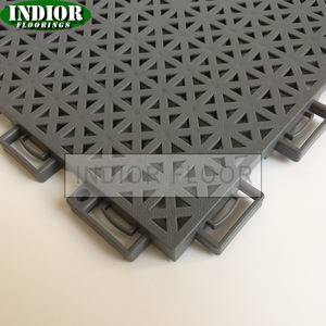 25X25cm dark gray futsal court pp tiles click interlocking puzzle canada