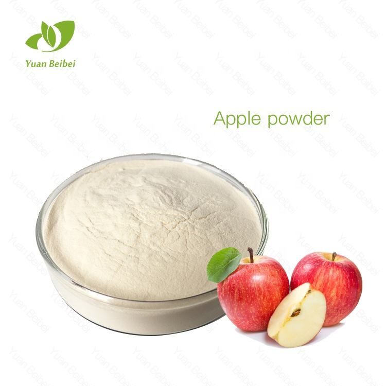Factory supply organic instant apple poeder
