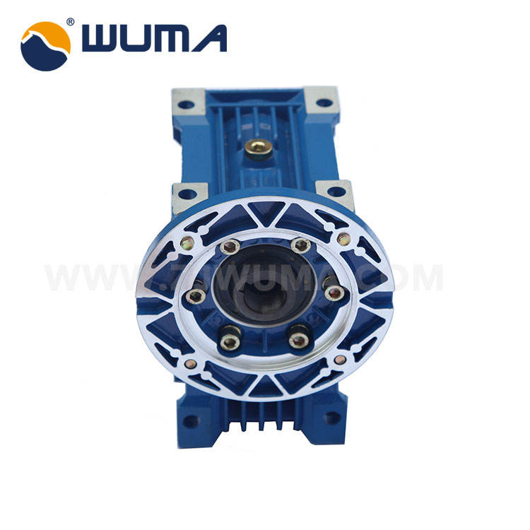 Professional Chinese cheap price small worm gearbox hollow shaft gear reducer step motor
