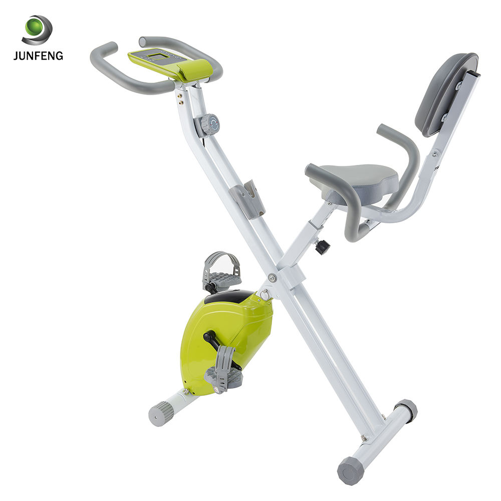 Indoor gym mini folding exercise fitness spinning bike trainer