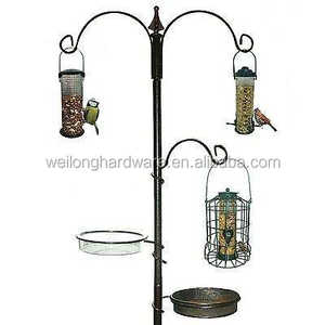 new squirrel proof stainless wild metal bird feeder seed feeder peanut fatball feeder
