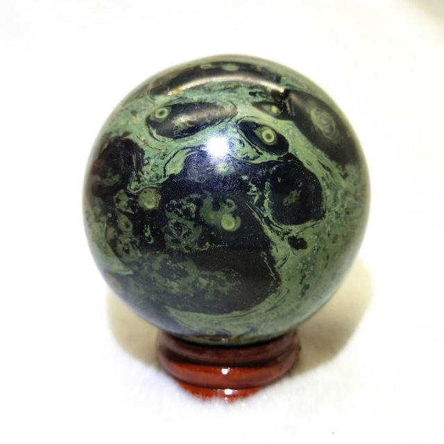 kambaba jasper sphere kambaba ball for sale kambaba sphere at wholesale price reiki healing products
