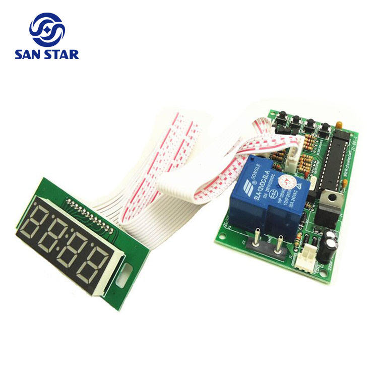 Time control Pcb Timer board for Coin Operated Machine Such As Massage Chair vending machine Washing machine Timer Controller