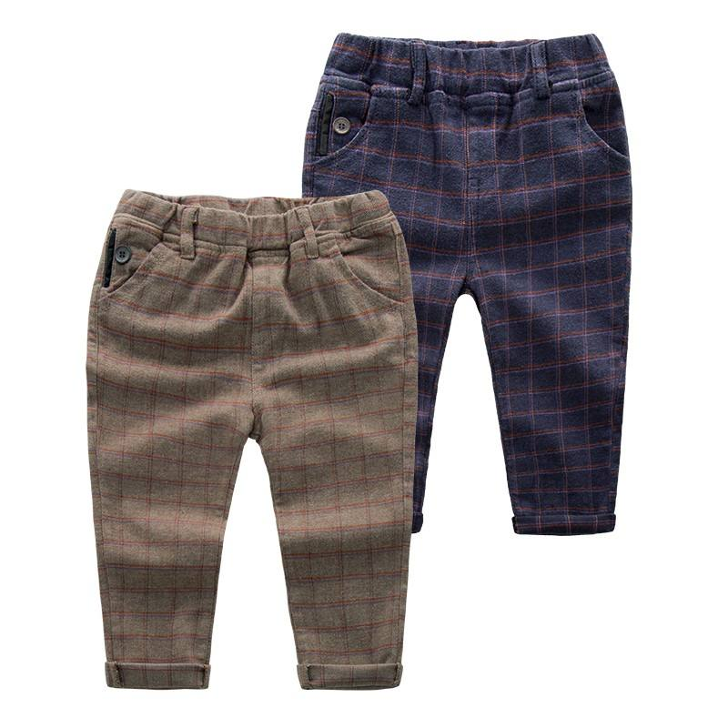 Wholesale Children Clothing Frock Design Kids Child Trousers Pants For Boy