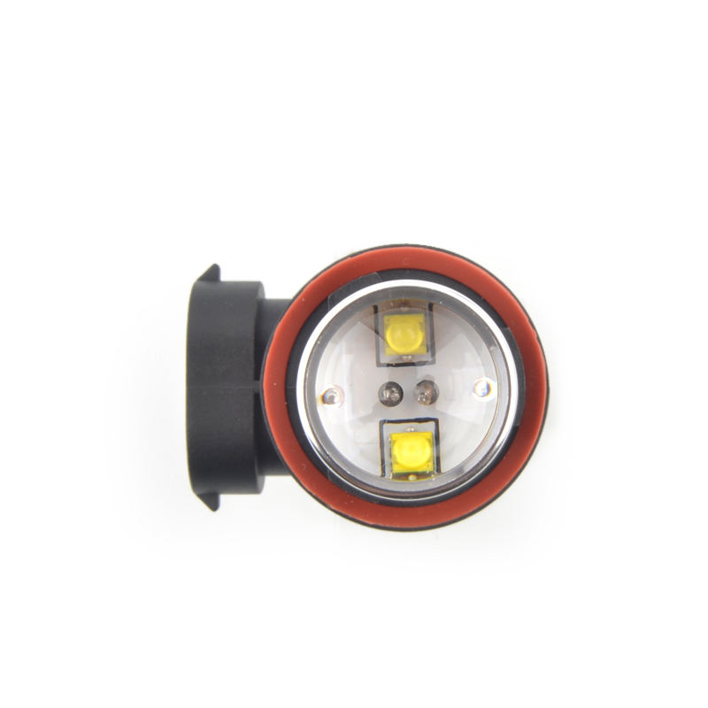 High quality new design headlight white color high brightness led car fog light lamp