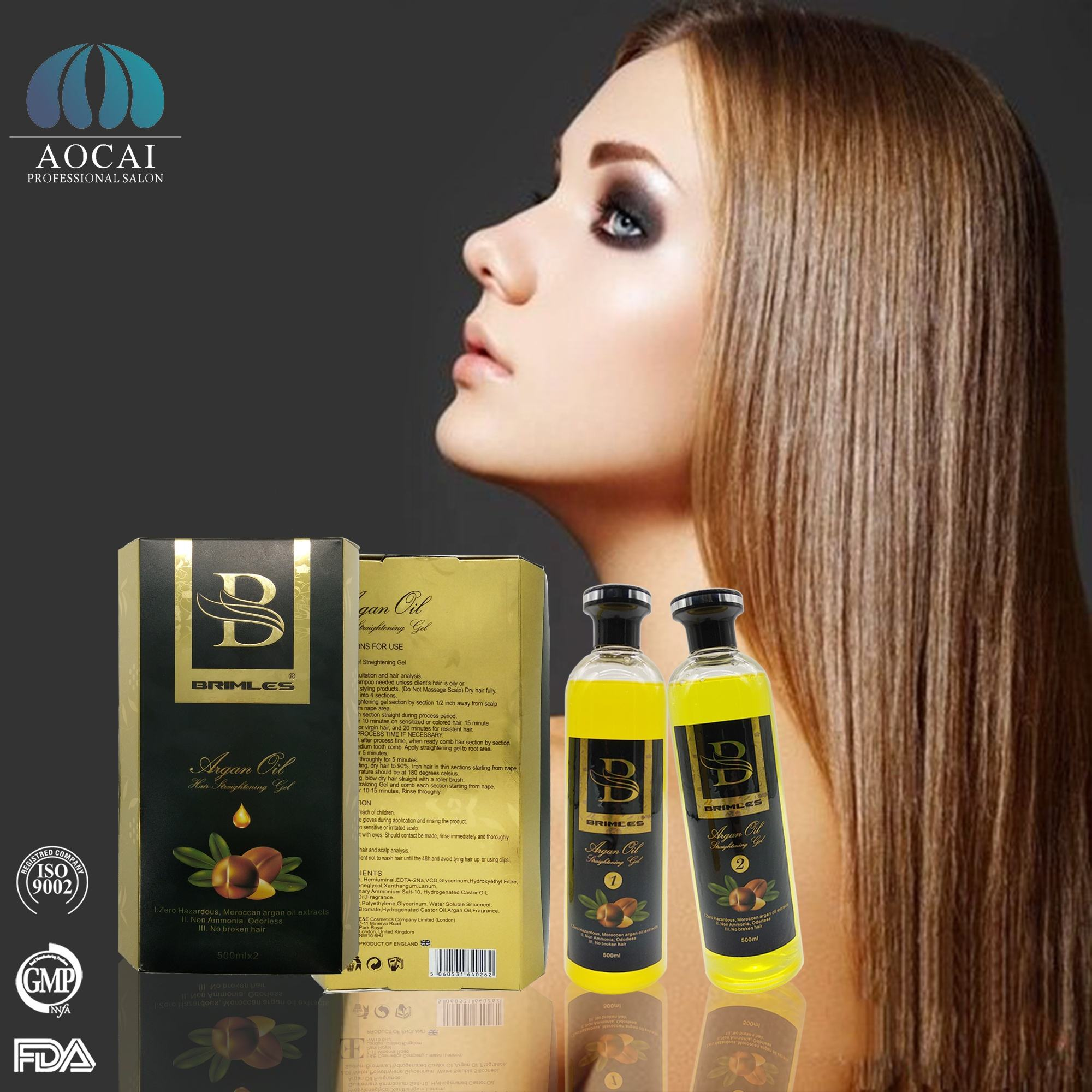 Hair straighten cream Hair Perm lotion for Coarse or Resistant Hair Professional Use Only