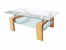 high quality good looking tempered glass home use living room coffee table