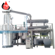 Chinese Manufacturing Distilling Used Lube Oil Re Refine Plant for Sale