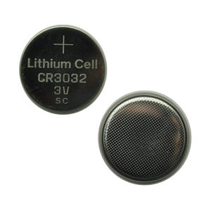 Lithium manganese button battery CR3032 3V limno2 coin cell battery for watch clock calculator game audio equipment memory back