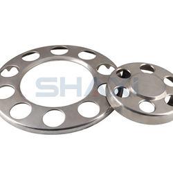 Shining bus steel wheel hub cover