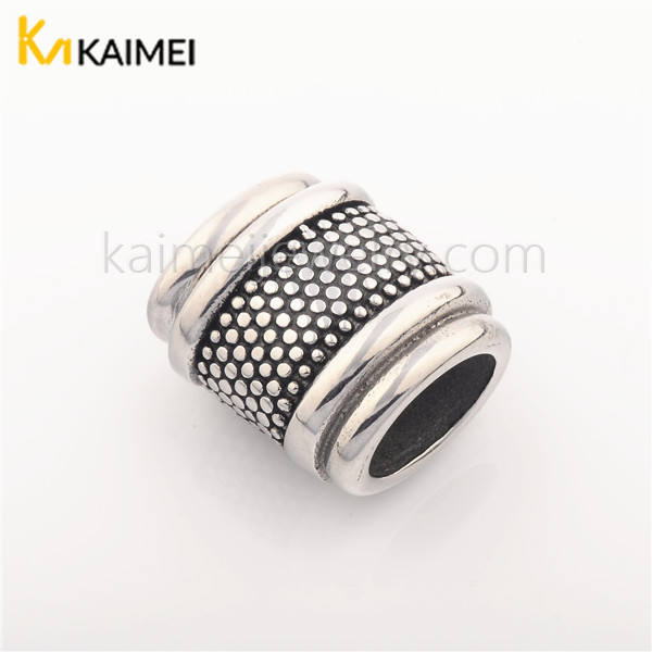 China Factory Sale 316L Stainless Steel Round Masquerade Jewelry And Accessories