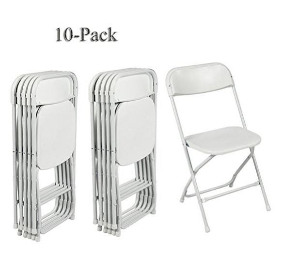 outdoor plastic folding chairs for event