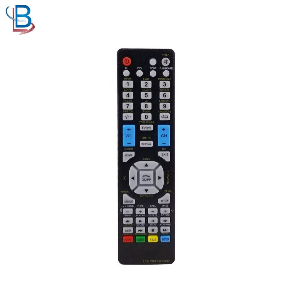 IH-LCD708E + Universal LCD LED TV Remote Control