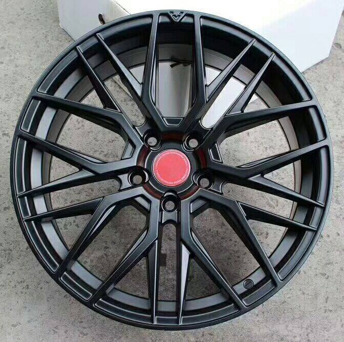 Hot sale new design car wheels aluminum alloy wheel with PCD 5x120