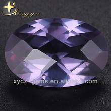 alexandrite stone faceted color change gems wholesale quality oval