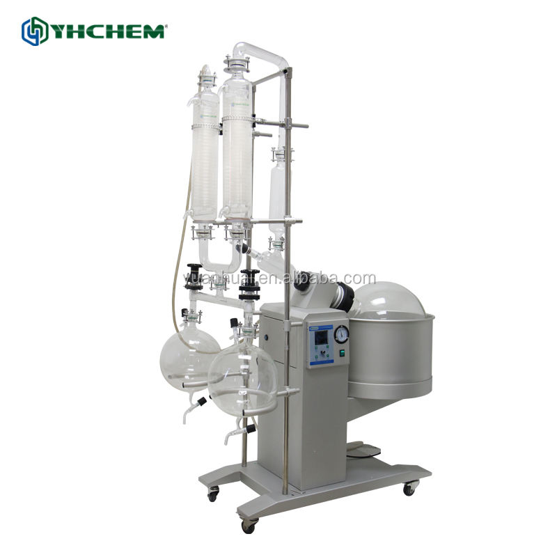 2019 newest model 50l rotary evaporator for vacuum distillation
