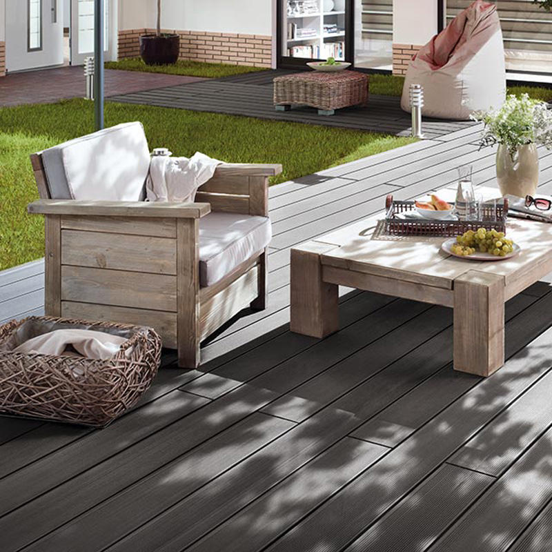 hout composiet wpc outdoor decking vloer pvc