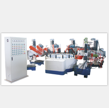 Auto Type Polishing Machine surface cleaning equipment