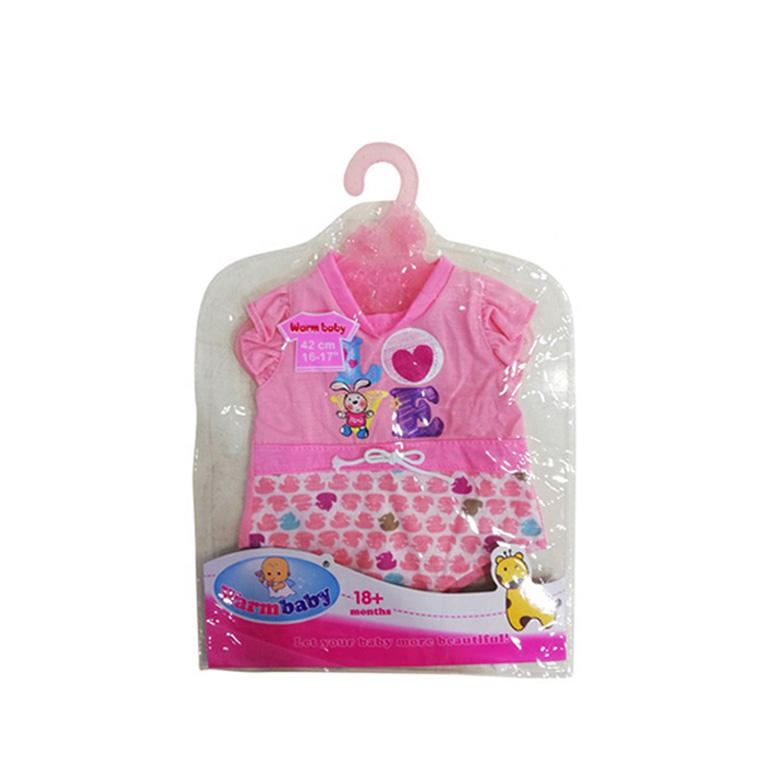 50pcs Clothes Hangers Set Fit For 18/'/' American Girl Standers Doll Accessory