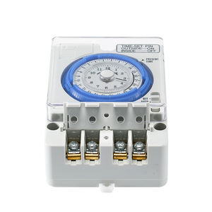 TB388 Din Rail Mechanical Rotary Timer Switch