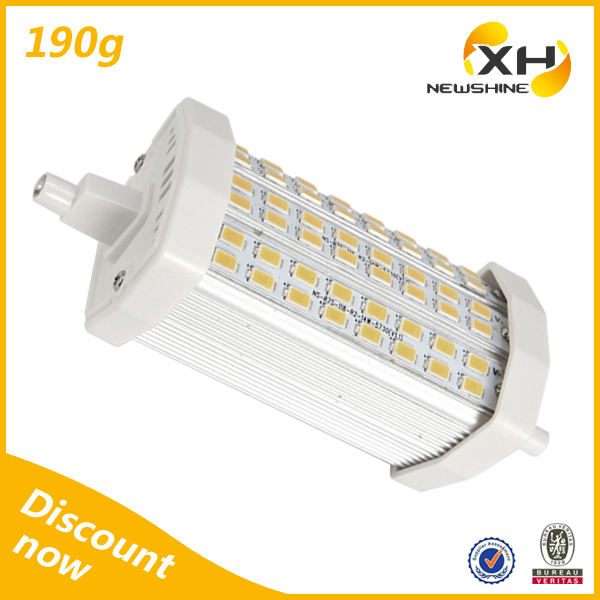 lâmpada halógena de poupança de energia smd luz alta amostra grátis r7s led retrofit projector de luz