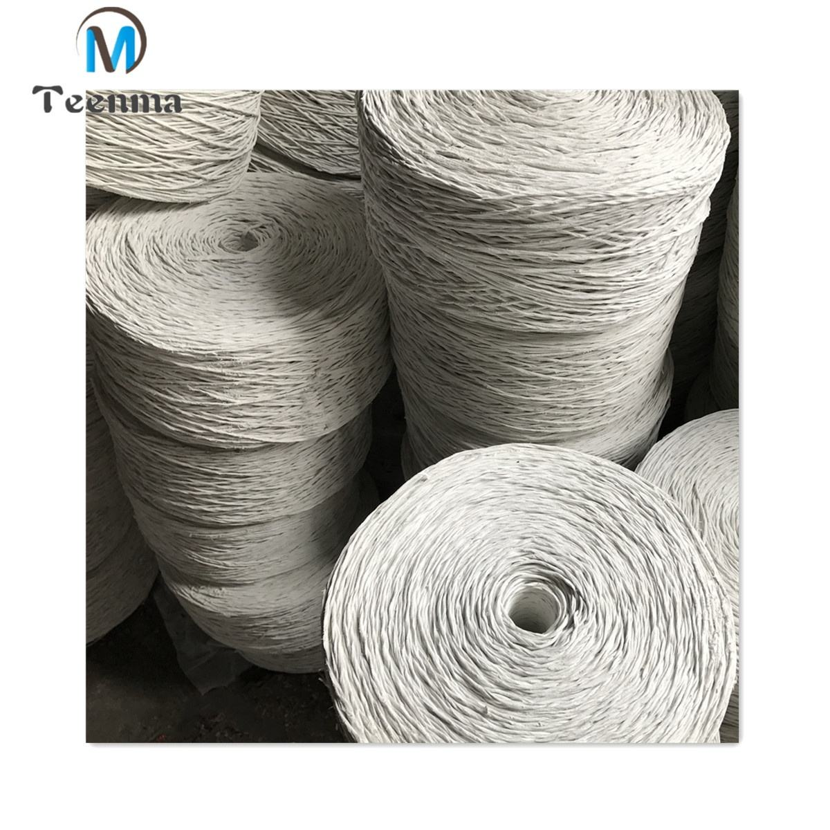 2019 Good Heat Insulation Performance Dust Free Asbestos Yarn