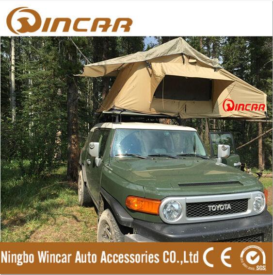 4 x 4 Car Roof Top Camping caminhadas Rack de tenda